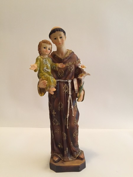 Святий Антоній з Дитятком Ісус