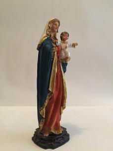 Марія з Дитятком Ісус