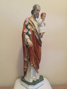 Святий йосиф з Дитятком Ісус
