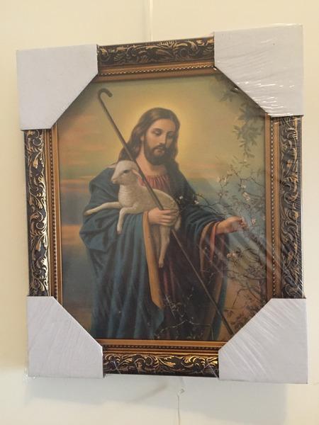Ісус Христос з блудною овечкою