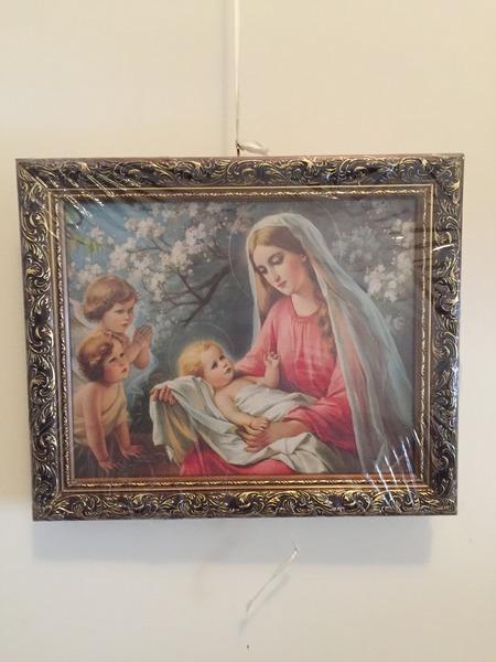 Мати Божа з Дитятком Ісус